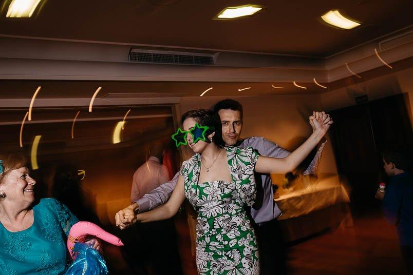 Sercotel Hotel Guadiana - Destination wedding photographer London 83