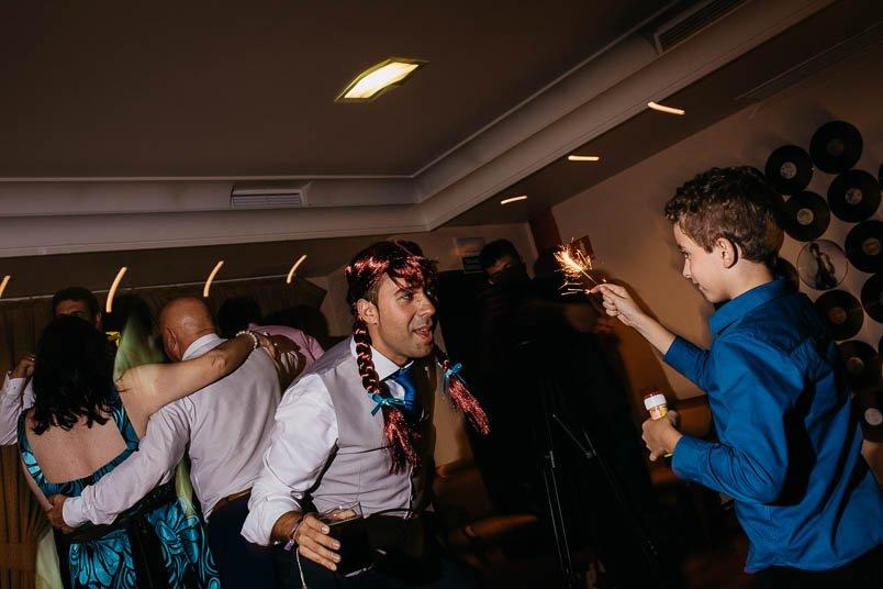 Sercotel Hotel Guadiana - Destination wedding photographer London 84
