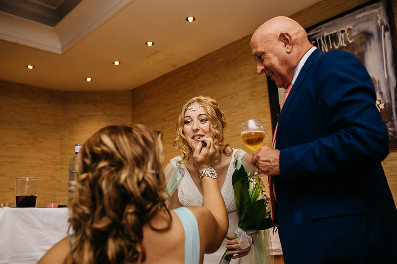 Sercotel Hotel Guadiana - Destination wedding photographer London 51