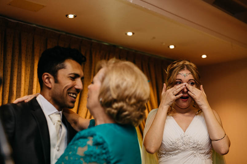 Sercotel Hotel Guadiana - Destination wedding photographer London 55