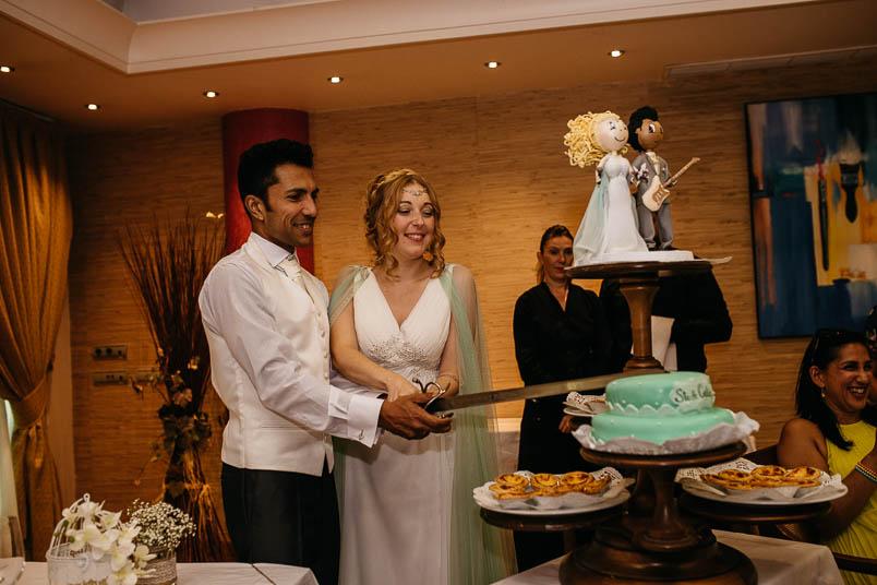 Sercotel Hotel Guadiana - Destination wedding photographer London 61