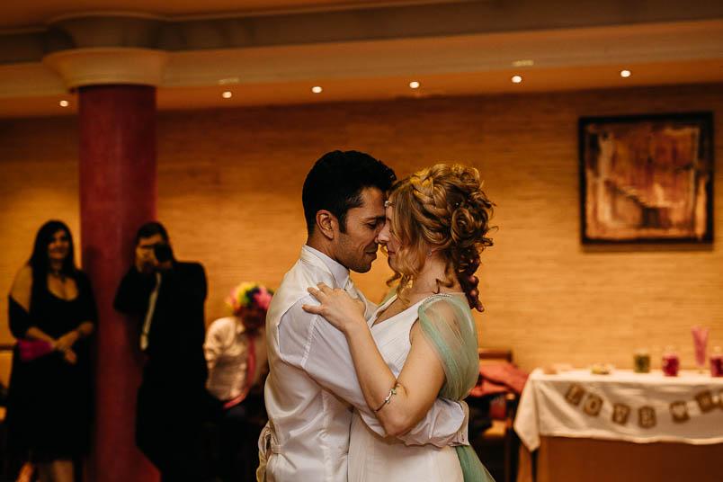 Sercotel Hotel Guadiana - Destination wedding photographer London 71