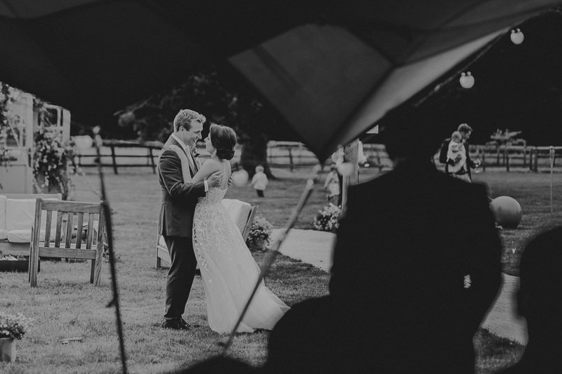 Sunny wedding in a tent - Wedding photographer Hampshire 81