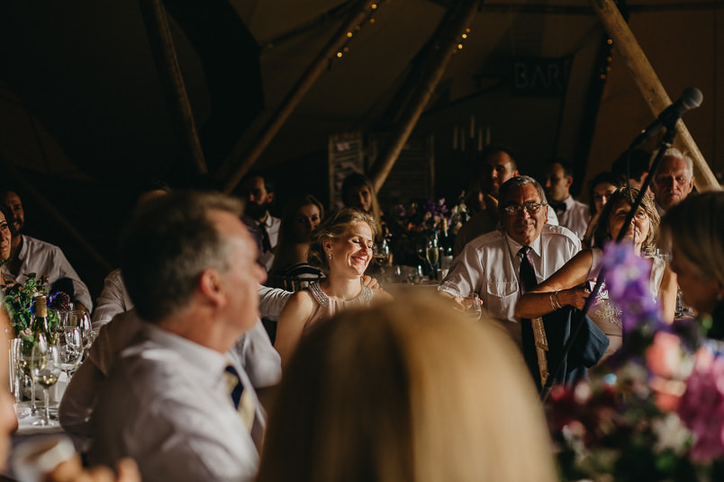 Sunny wedding in a tent - Wedding photographer Hampshire 89