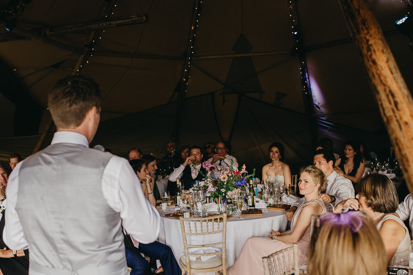 Sunny wedding in a tent - Wedding photographer Hampshire 91