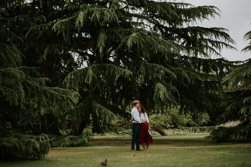 Talei & Alex - Engagement photoshoot Greenwich 15