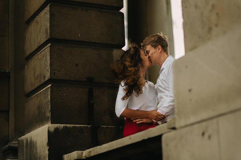 Talei & Alex - Engagement photoshoot Greenwich 7
