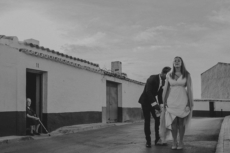 Celia & Stu - Destination wedding photographer Spain 1