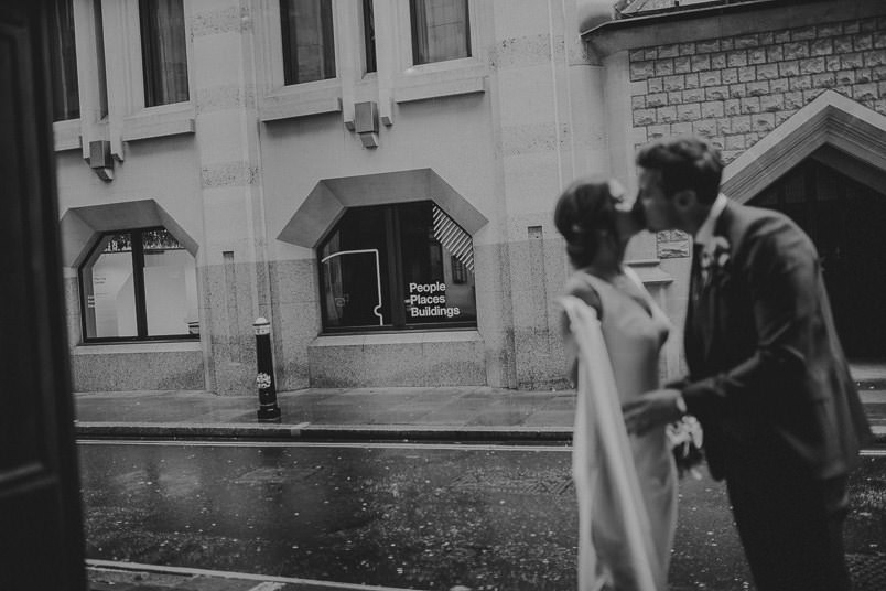 Pub wedding - London wedding photographer 42