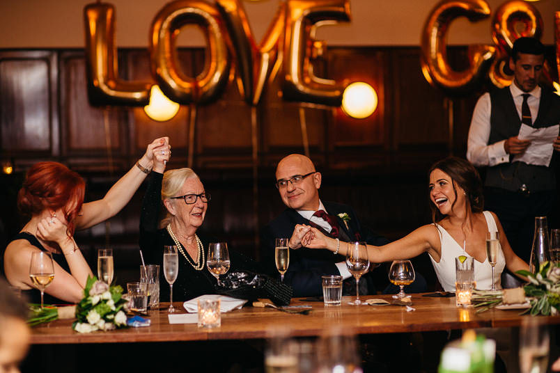 Pub wedding - London wedding photographer 66