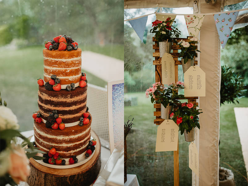 Garden wedding - Wedding photographer Nottingham 10