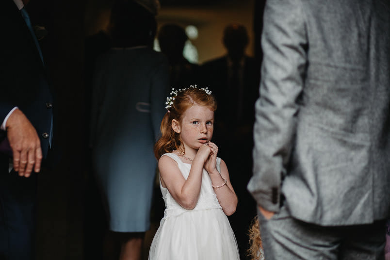 Garden wedding - Wedding photographer Nottingham 11