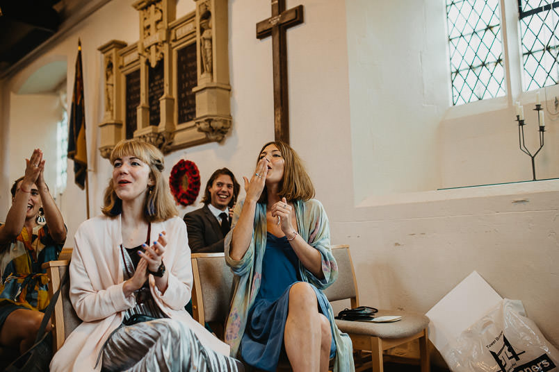 Garden wedding - Wedding photographer Nottingham 21