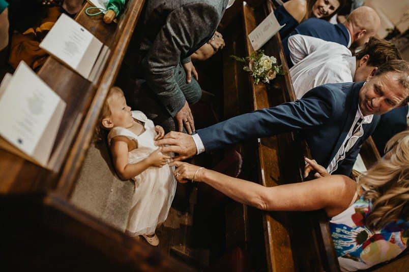 Garden wedding - Wedding photographer Nottingham 24