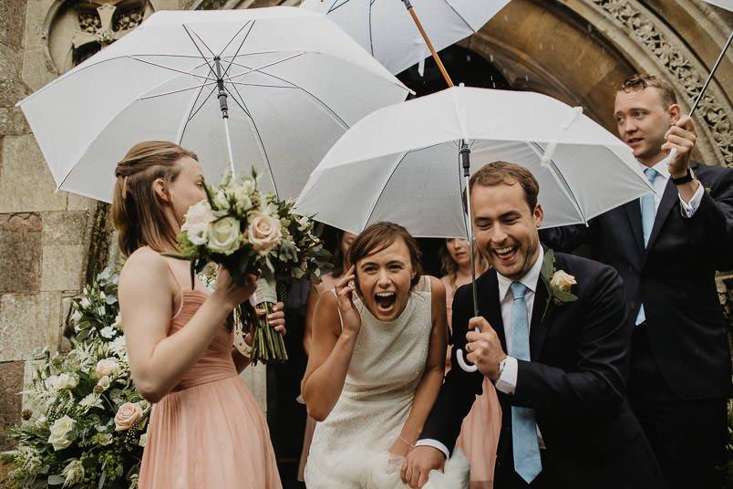 Garden wedding - Wedding photographer Nottingham 27
