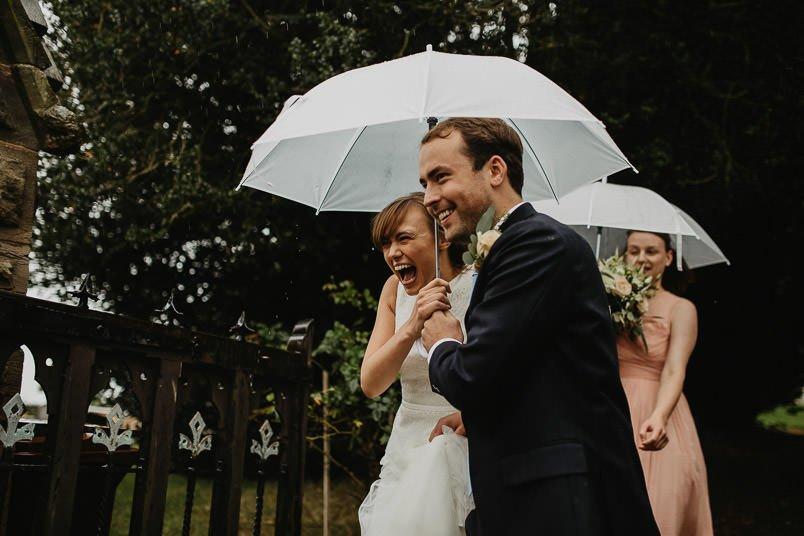 Garden wedding - Wedding photographer Nottingham 29