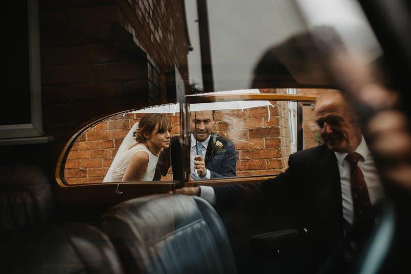 Garden wedding - Wedding photographer Nottingham 30