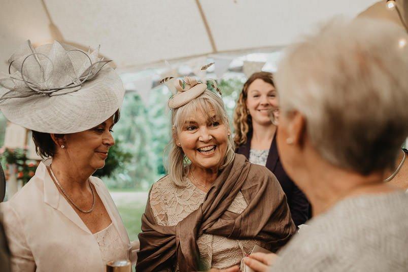 Garden wedding - Wedding photographer Nottingham 43