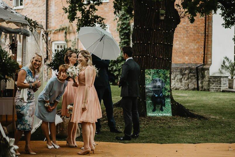 Garden wedding - Wedding photographer Nottingham 38