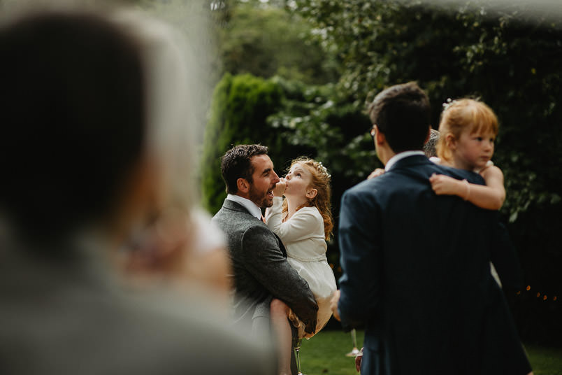 Garden wedding - Wedding photographer Nottingham 45