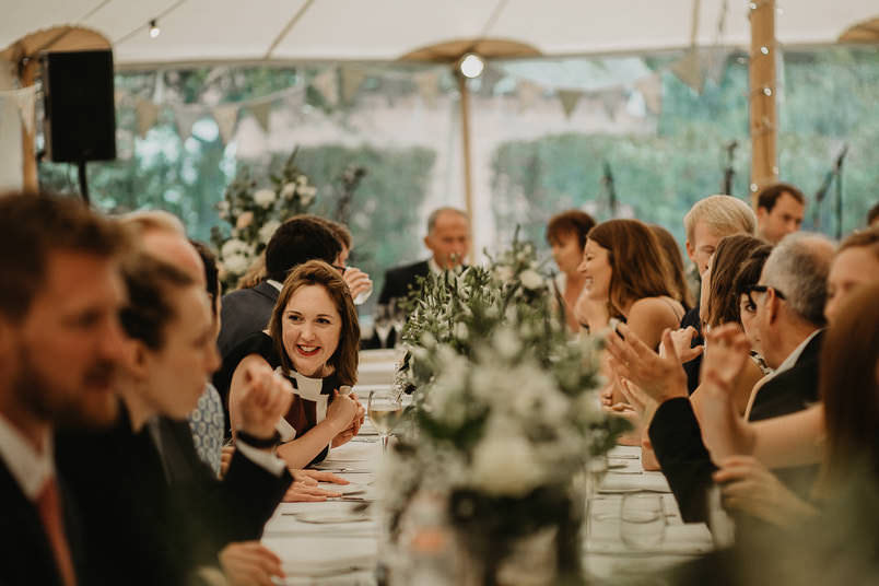 Garden wedding - Wedding photographer Nottingham 48