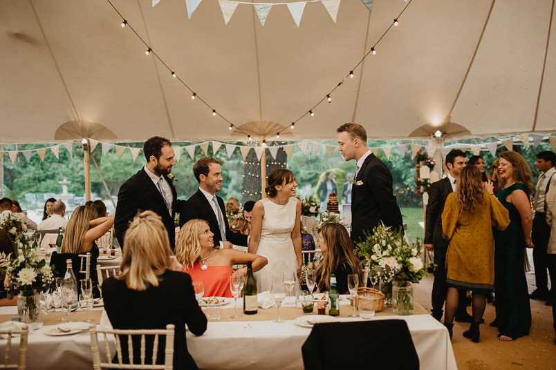 Garden wedding - Wedding photographer Nottingham 46