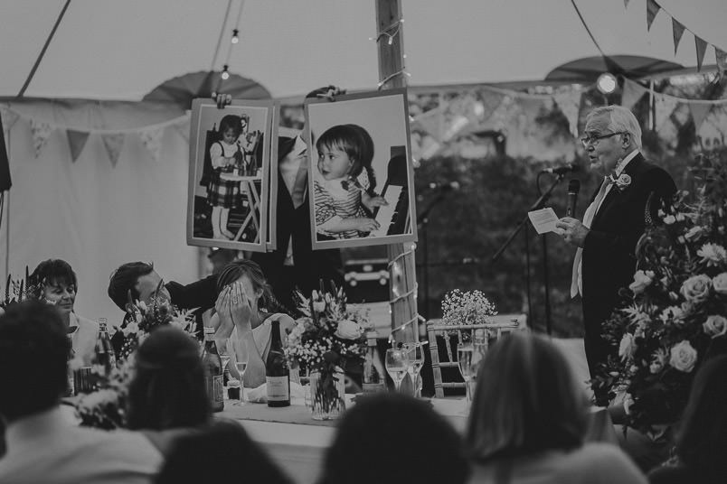 Garden wedding - Wedding photographer Nottingham 52