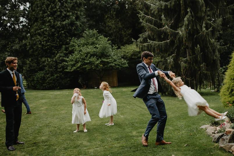 Garden wedding - Wedding photographer Nottingham 56