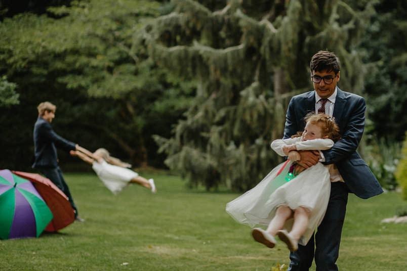 Garden wedding - Wedding photographer Nottingham 39
