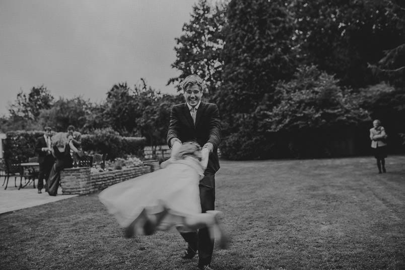 Garden wedding - Wedding photographer Nottingham 57