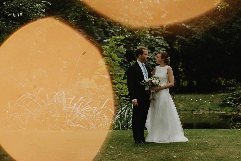 Garden wedding - Wedding photographer Nottingham 62