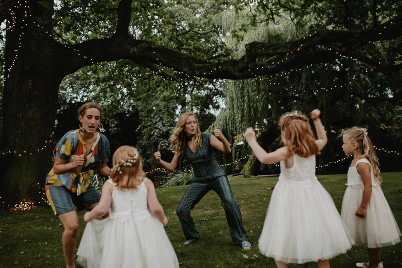 Garden wedding - Wedding photographer Nottingham 60