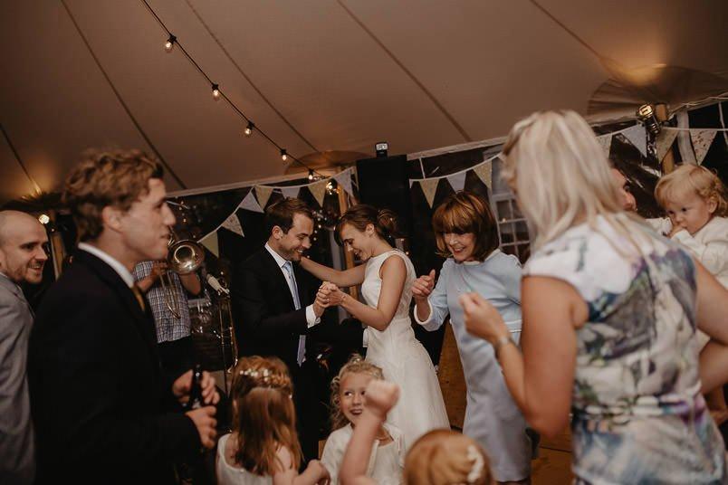Garden wedding - Wedding photographer Nottingham 67