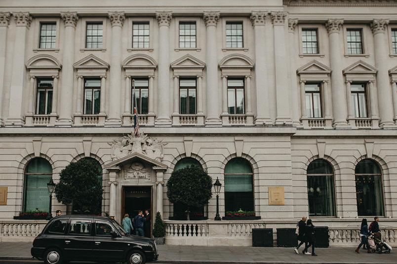 Cherie & Miguel - Engagement photography London