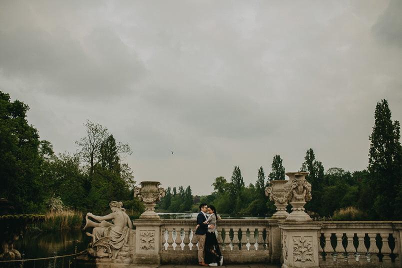 engagement photoshoot London