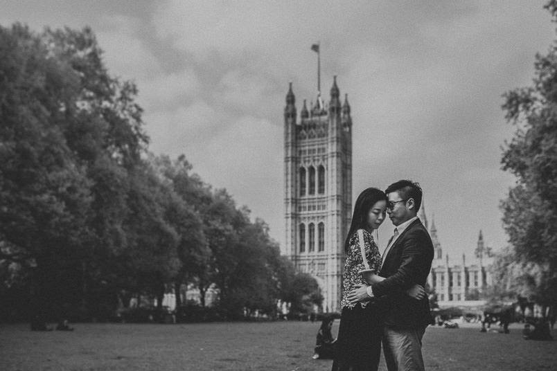 Engagement photography London