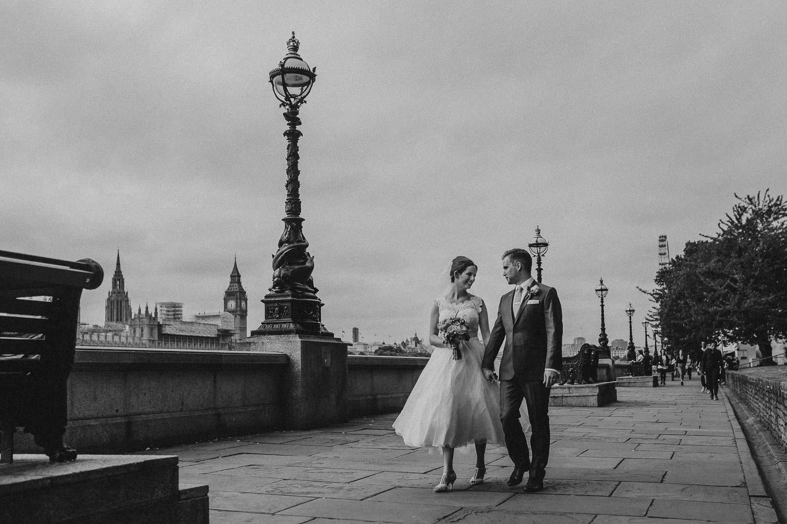 Garden Museum - Professional wedding photographer London 5