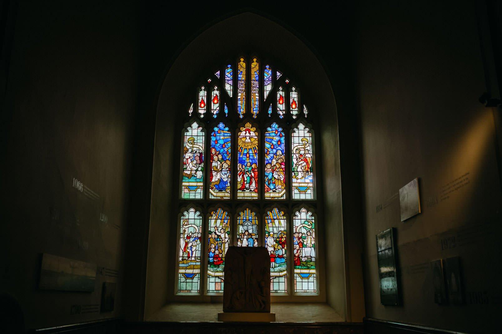 Garden Museum window
