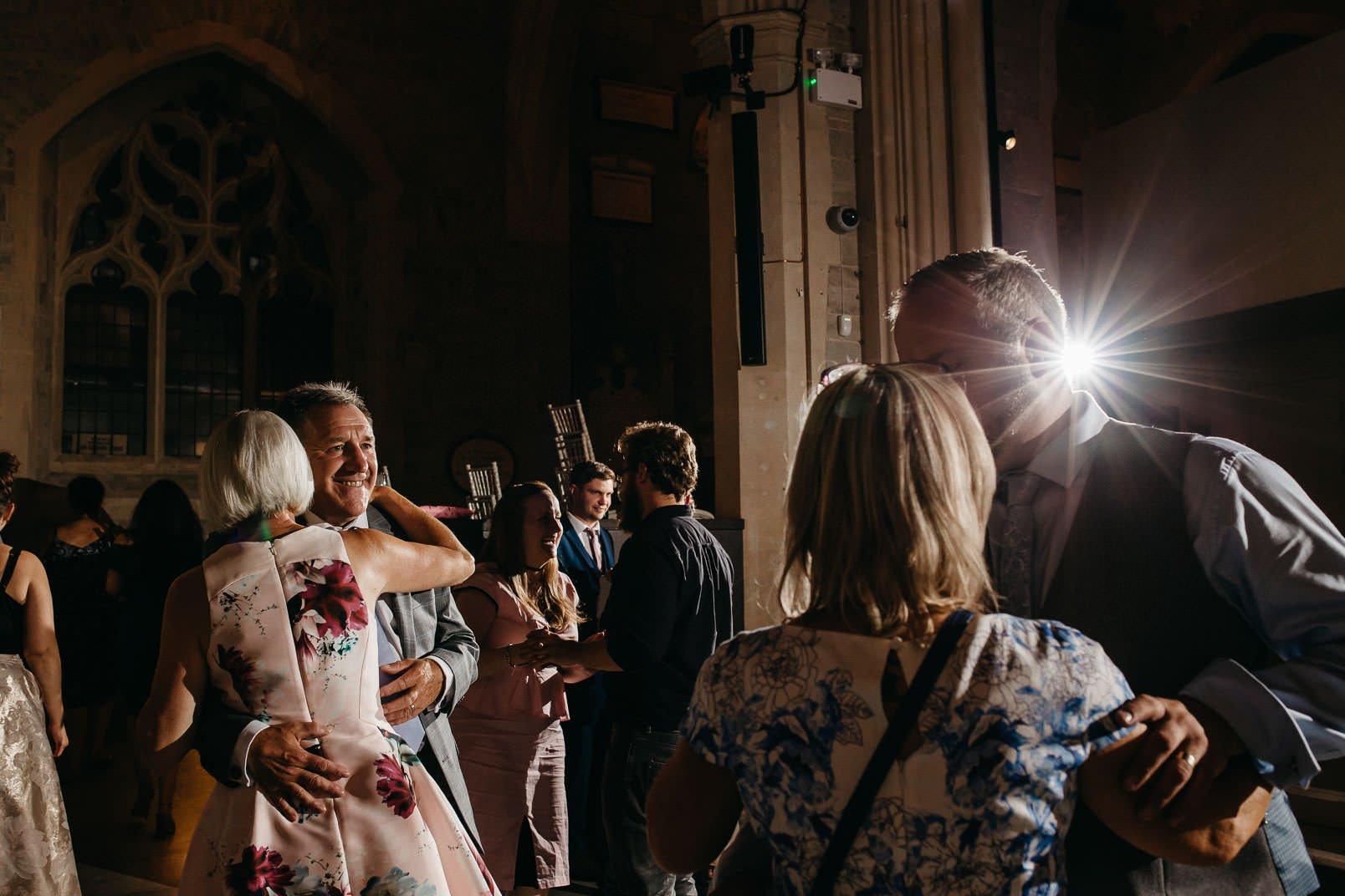 Garden Museum - Professional wedding photographer London 9