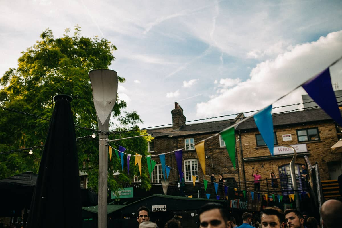 Camden town wedding photographer