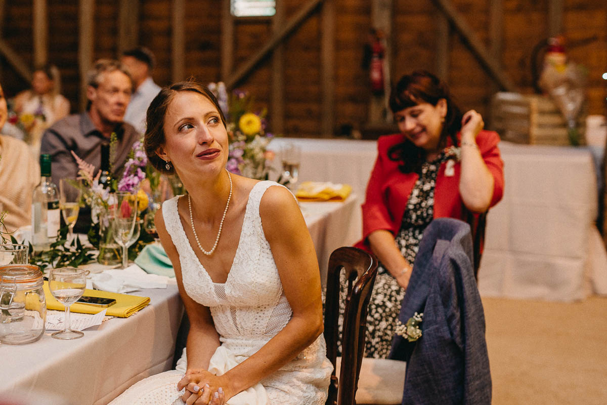 grange barn wedding speaches