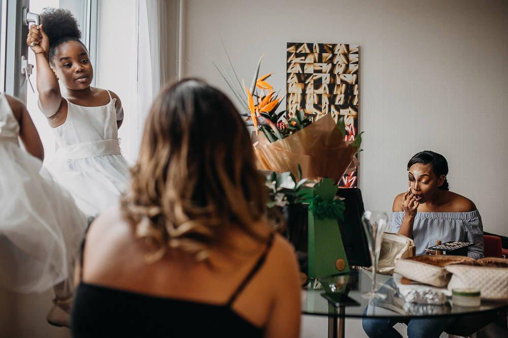Hotel novotel london wedding