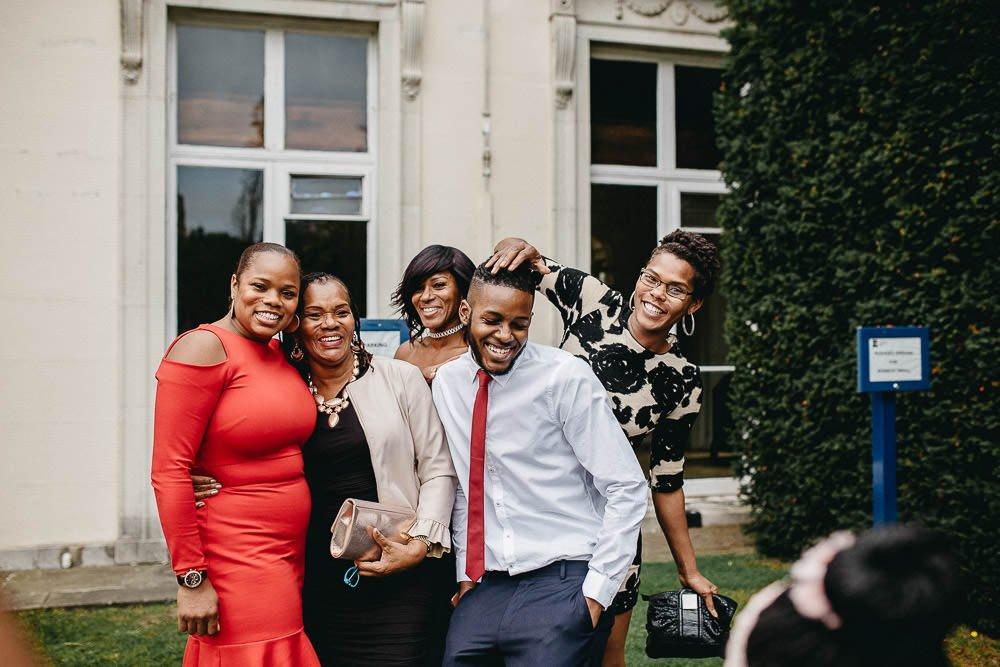 Grove House Roehampton wedding photographer