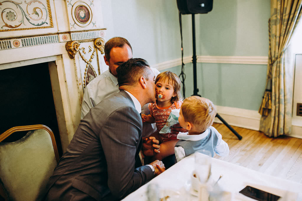 Dartmouth House Wedding Photographer