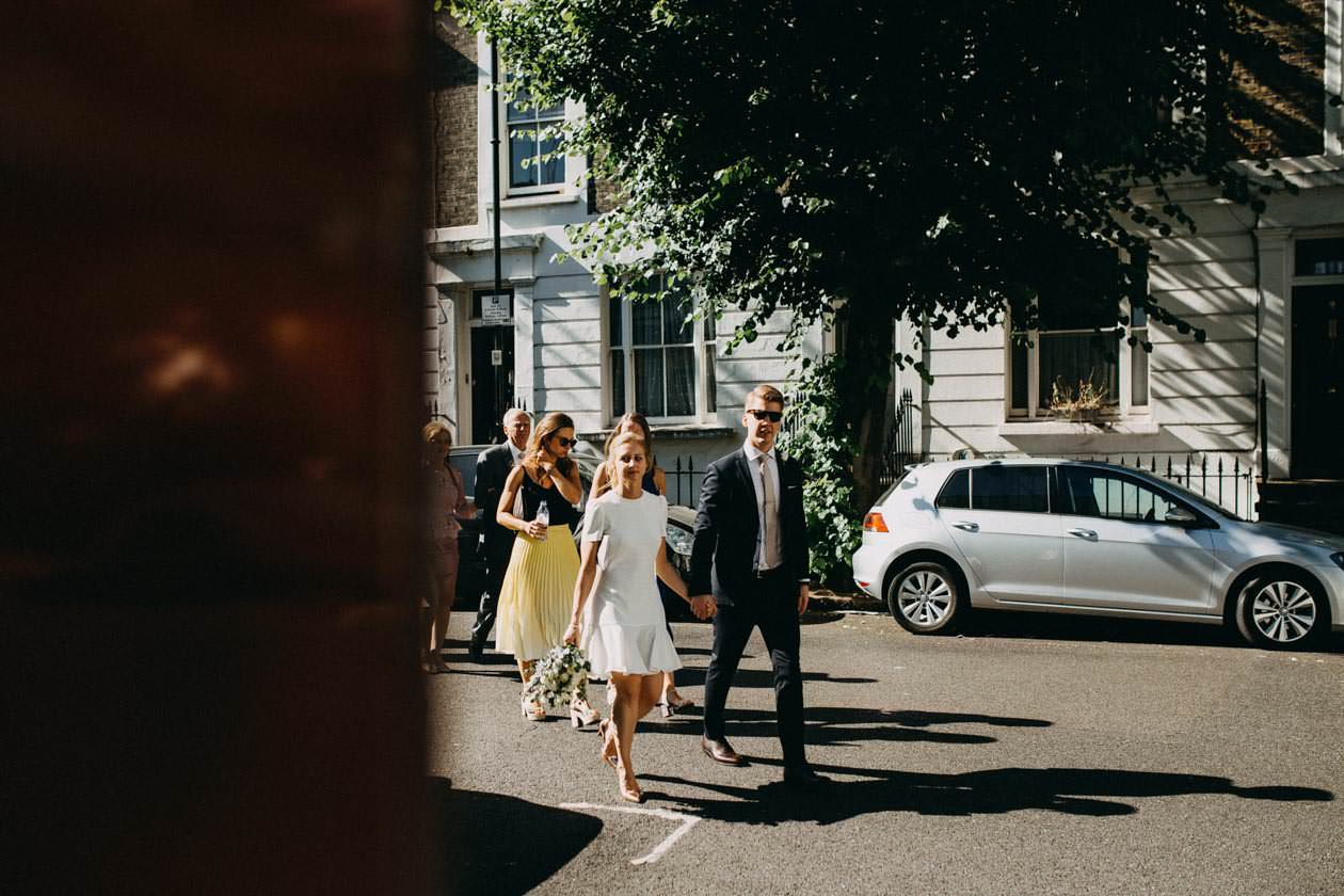 Islington Town Hall Wedding Photographer
