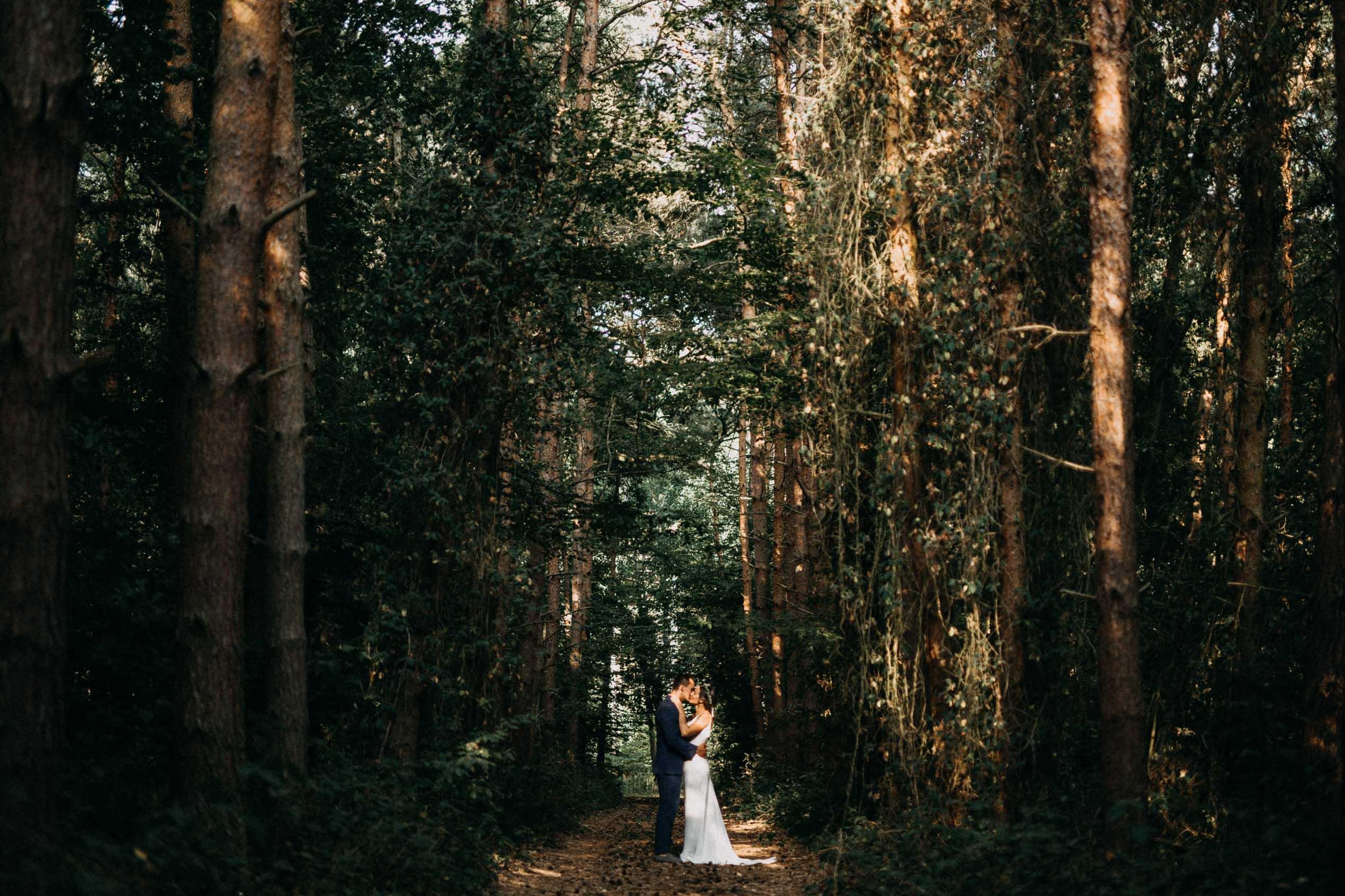 Captains wood barn wedding photography