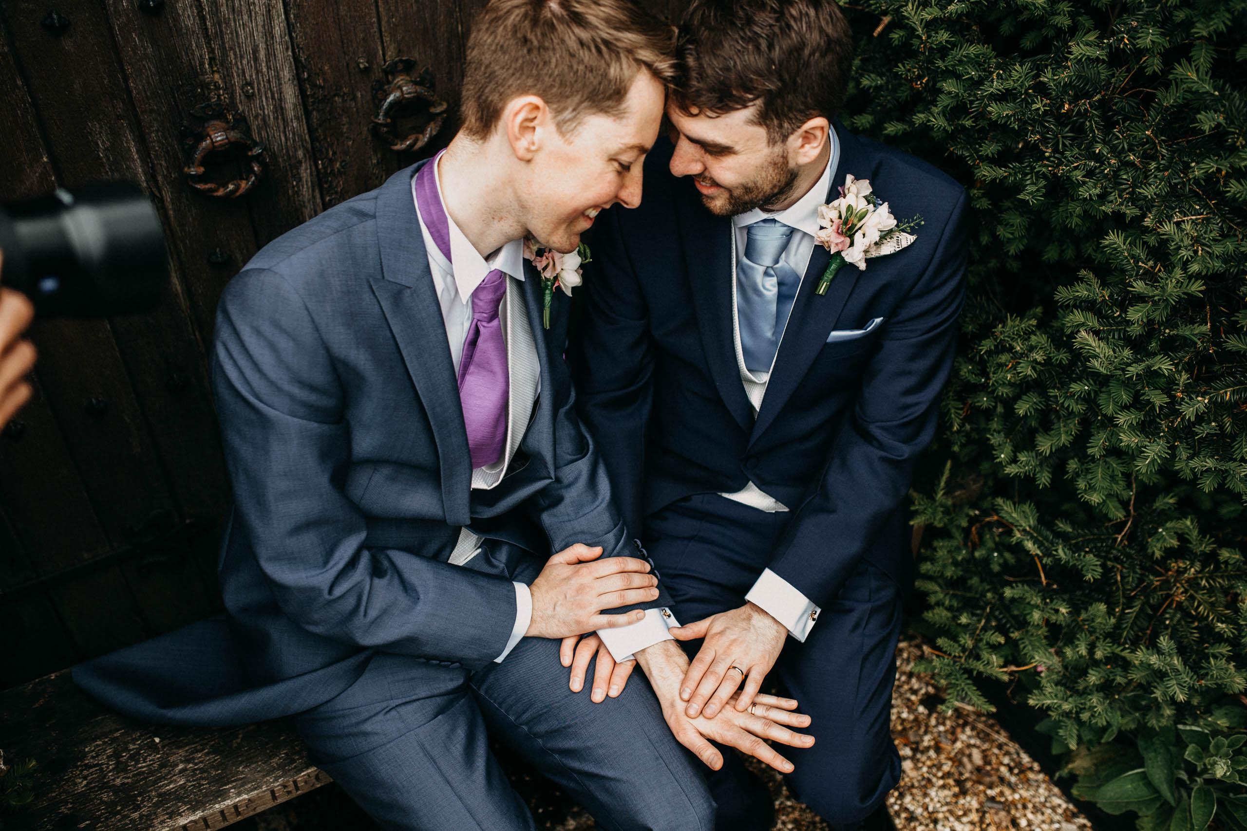 Gaynes Park wedding photographer 4