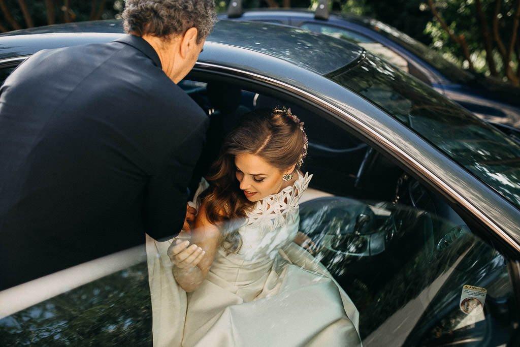 Destination wedding photographer Madrid