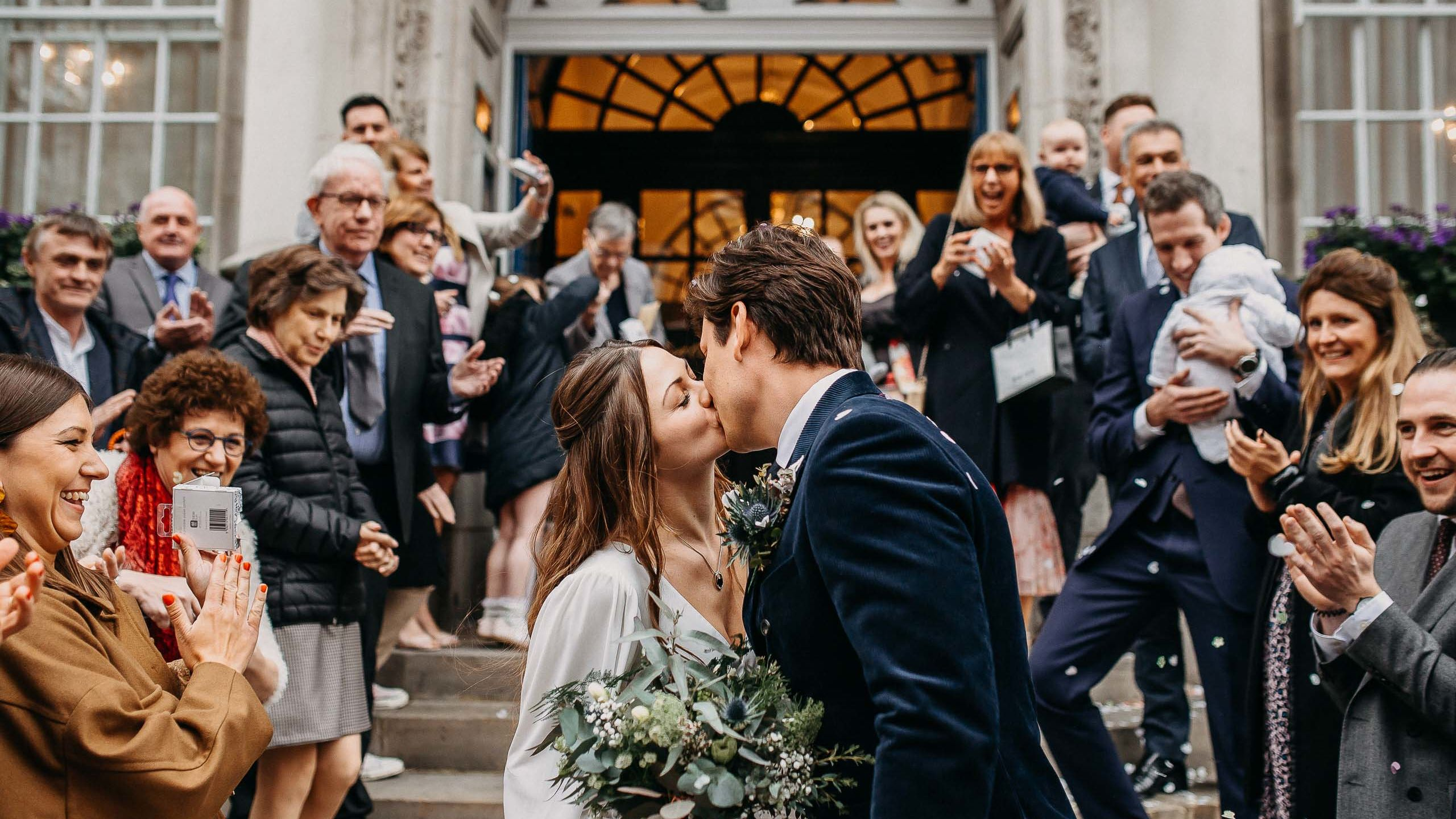 wedding at chelsea old town hall
