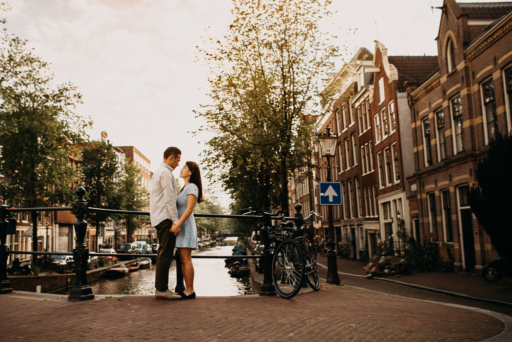 wedding photos Amsterdam